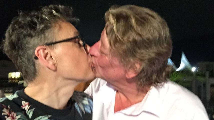Kuss für Rolfe: Hier geht der wilde Walter ran!