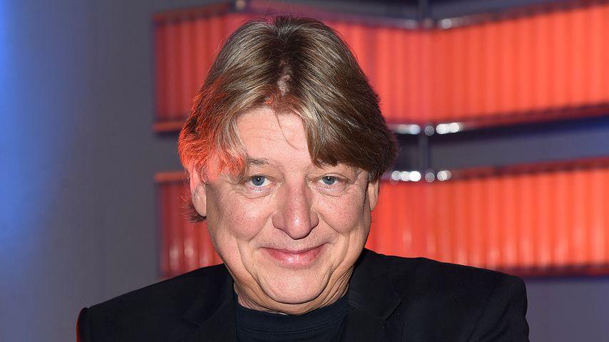 Walter Freiwald beim RTL Spendenmarathon 2016
