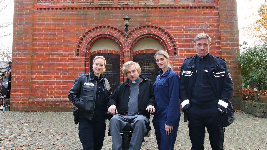 Wanda Perdelwitz, Samuel Koch, Sarah Elena Koch, Peter Fieseler