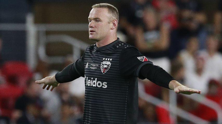 Wayne Rooney im Trikot von D.C. United