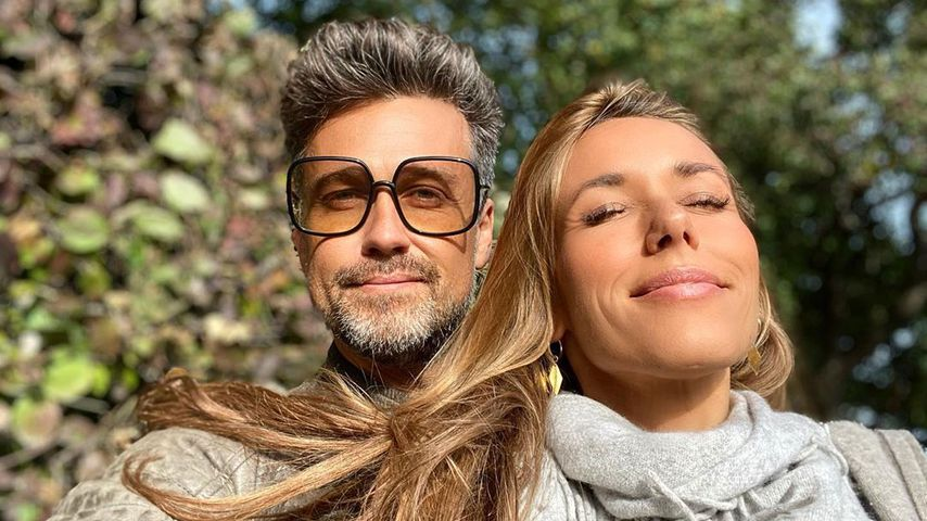 Annemarie & Wayne Carpendale verliebt vor malerischer Natur!
