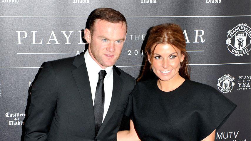 Wayne und Coleen Rooney im Jahr 2014