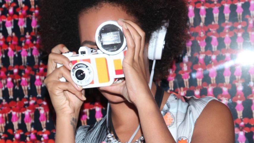Wer versteckt sich hinter dieser Kamera?