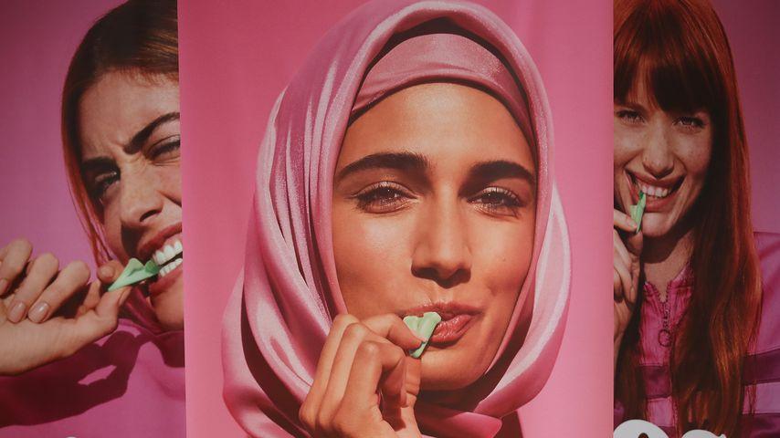 Katjes-Kampagne: Sie ist die Schönheit unter dem Kopftuch!