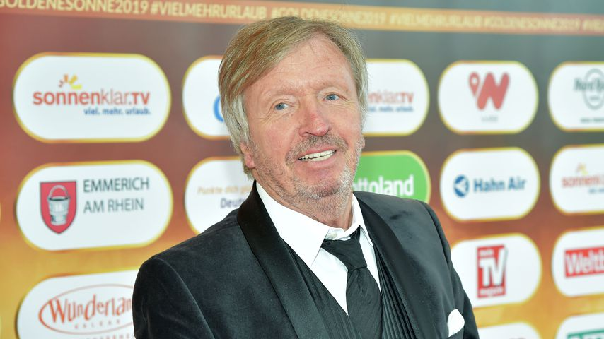 Werner Schulze-Erdel bei der Goldene Sonne Gala, 2019