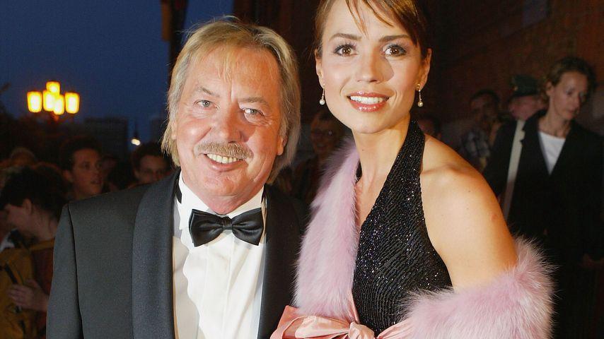 Werner und Susanne Böhm bei der Aids-Gala in Berlin im September 2004