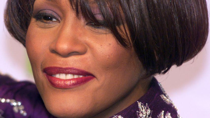 Whitney Houston im November 1999