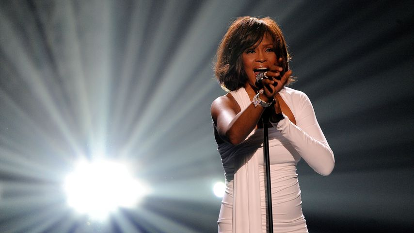 Whitney Houston bei den American Music Awards 2009