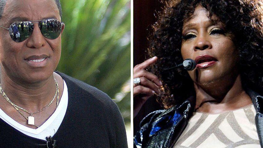 Whitney Houston: Affäre mit Jermaine Jackson?