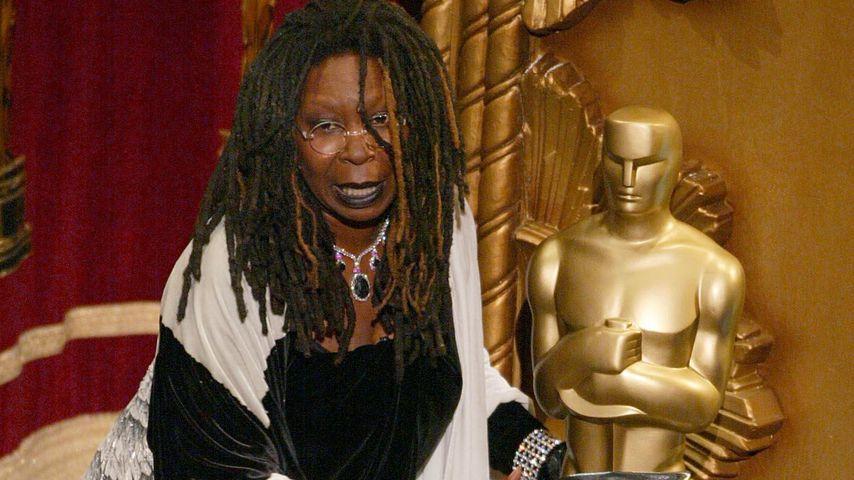 Whoopi Goldberg bei den Oscars 2002