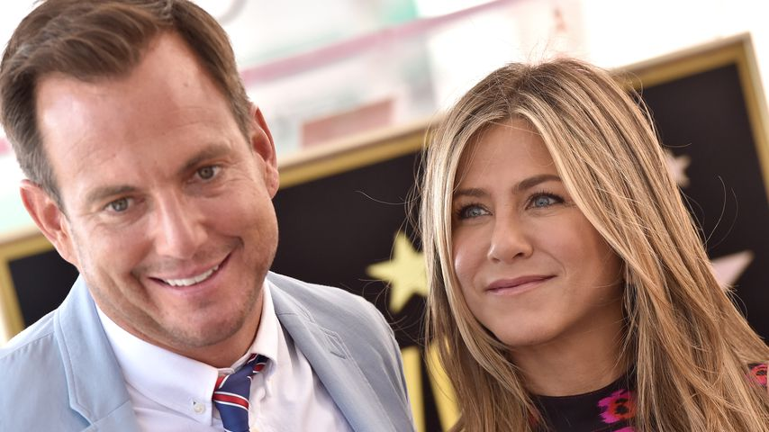 Jennifer Aniston: Was läuft da mit Kollege Will Arnett?