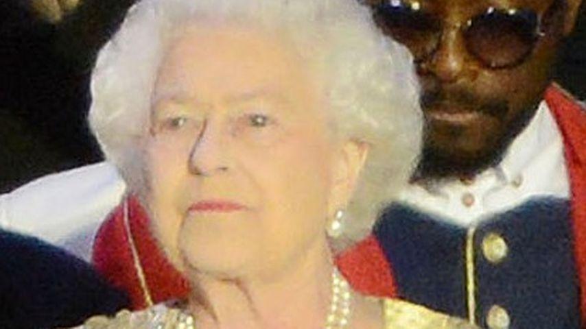 Queen Elizabeth II. und Will.i.am
