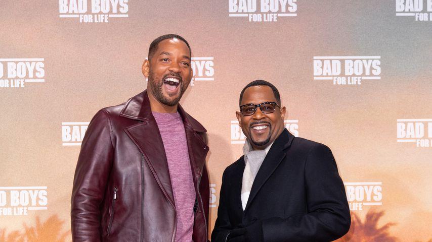 """Nach 17 Jahren: So war """"Bad Boys""""-Reunion für Will & Martin"""