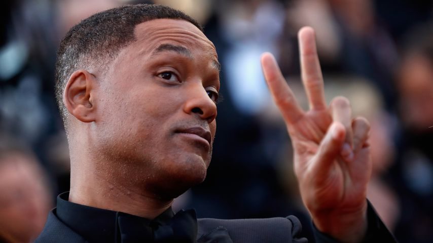 Will Smith, Mai 2017, Cannes