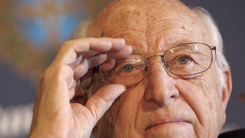 William Henry Gates im Oktober 2006 in Oviedo, Spanien
