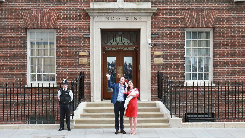 Wie bei Charlotte: Kommen bald neue Fotos von Prinz Louis?