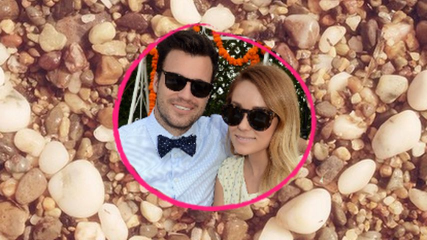 Romantisch! Lauren Conrad im Italien-Honeymoon