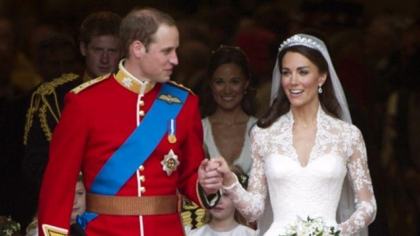 """Bei ihrer Hochzeit: William & Kate spielten """"Sex On Fire""""!"""