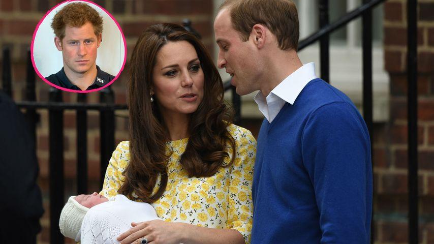 William und Kate im Mittelpunkt: Was bleibt noch für Harry?