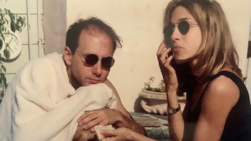Willie Garson und Sarah Jessica Parker in jungen Jahren