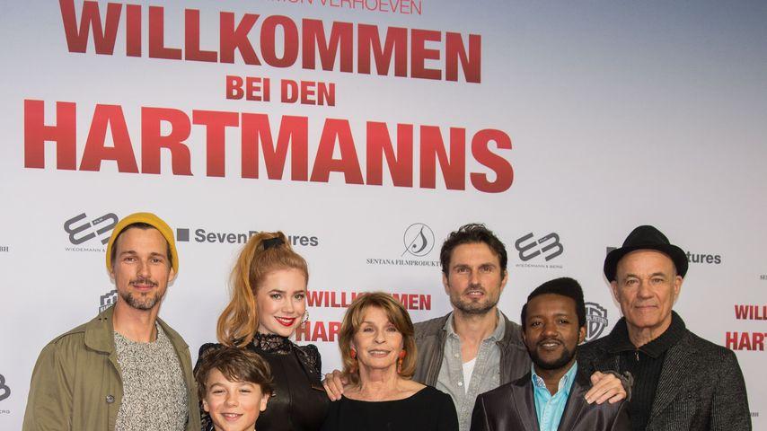 """""""Willkommen bei den Hartmanns"""": Stars für Humor statt Hetze"""