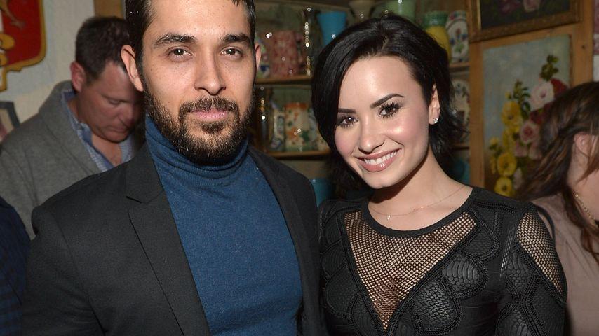 Rückfälle: Darum waren Demi Lovato & Wilmer öfter getrennt