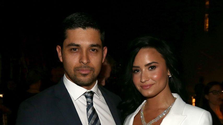Wilmer Valderrama und Demi Lovato, Februar 2016