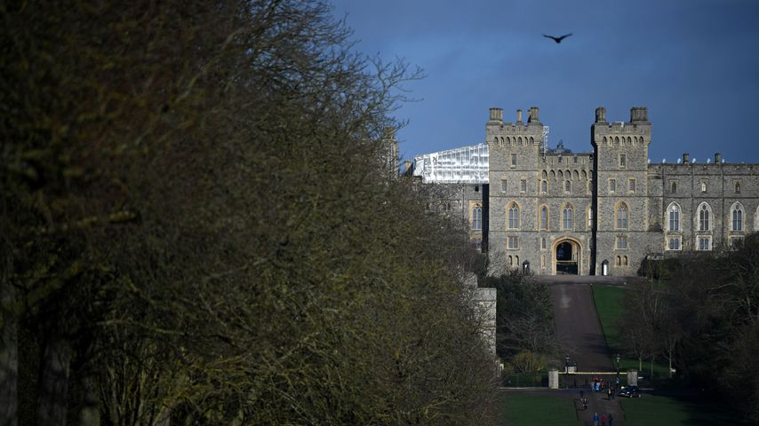 Windsor Castle in Berkshire