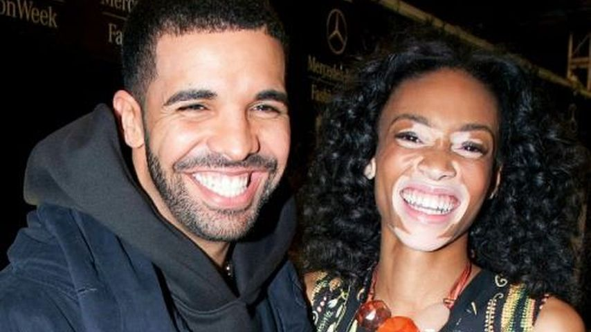 Drake und Chantelle Brown-Young
