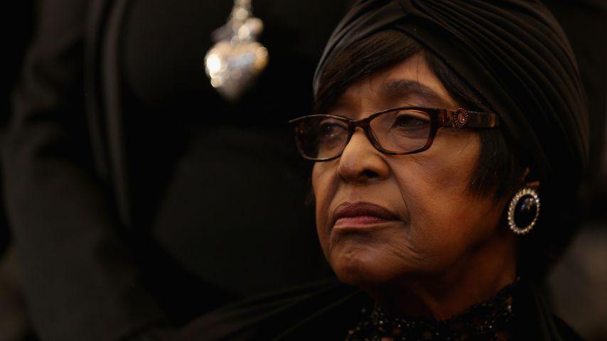 Mit 81 Jahren: Apartheid-Gegnerin Winnie Mandela ist tot