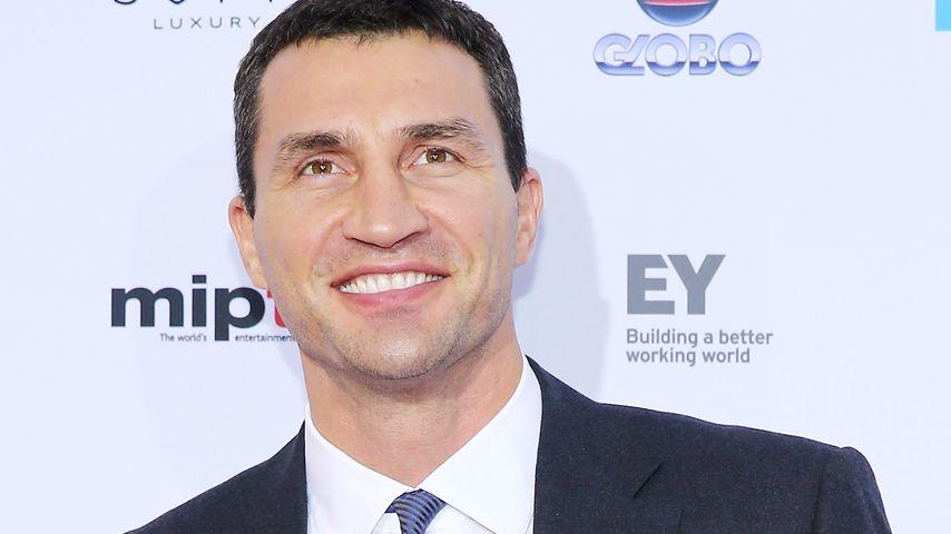 Großartig! Wladimir Klitschko schwärmt von Geburt