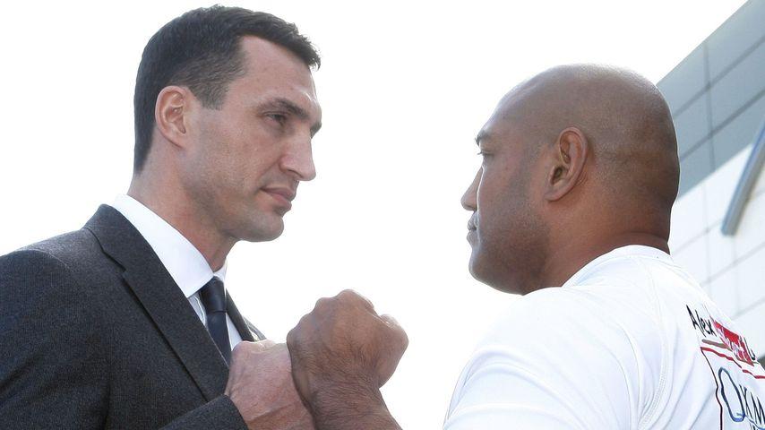 Quotenkampf: Wladimir Klitschko knockte alle aus
