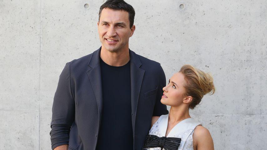 Wladimir Klitschko von Hayden getrennt? Die ganze Wahrheit!
