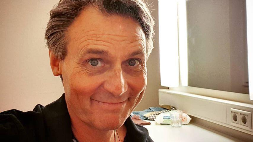 Der Schauspieler Wolfgang Bahro