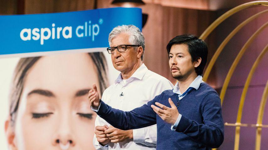 Wolfgang Kleiner und Vinh-Nghi Tiet von Aspira Clip