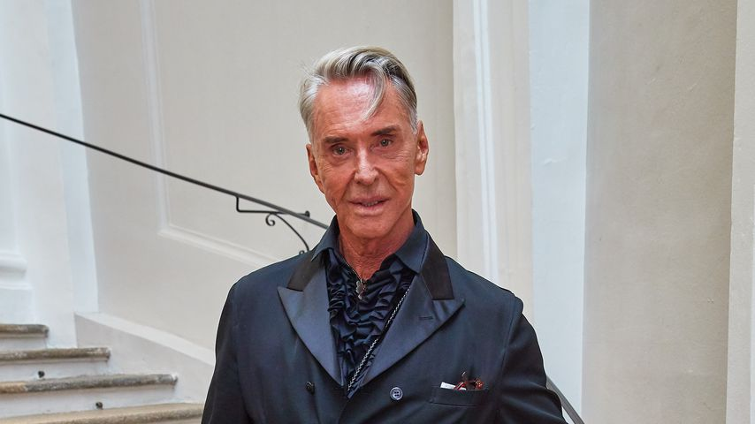 Wolfgang Joop beim Vienna Award for Fashion & Lifestyle