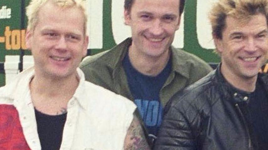 "Ex-""Toten Hosen""-Drummer Wolfgang ""Wölli"" Rohde gestorben!"