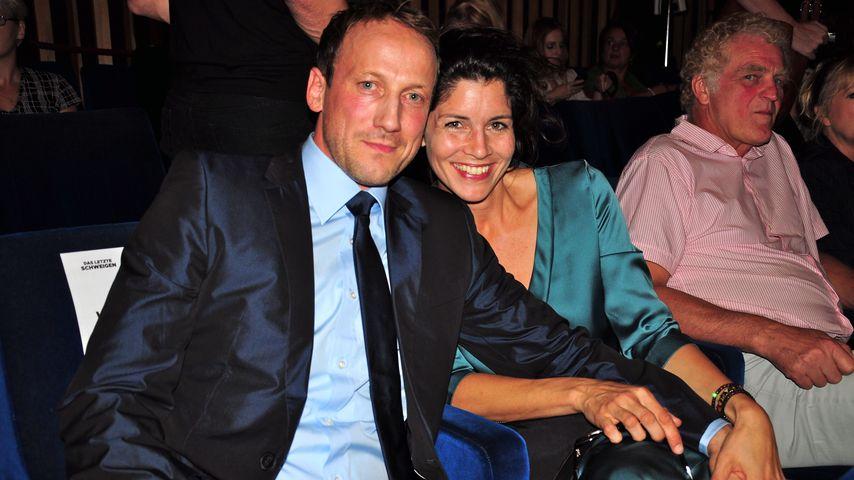 Wotan Wilke Möhring und Ex-Freundin Anna Theis