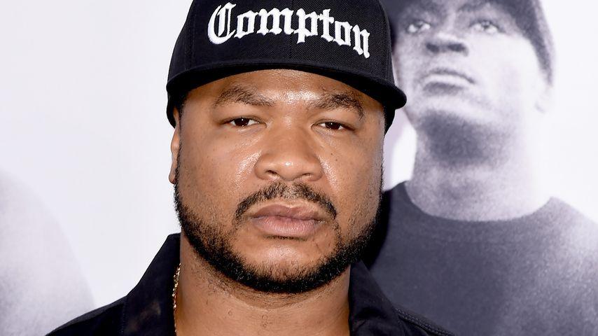 """Xzibit bei der Premiere von """"Straight Outta Compton"""", 2015"""