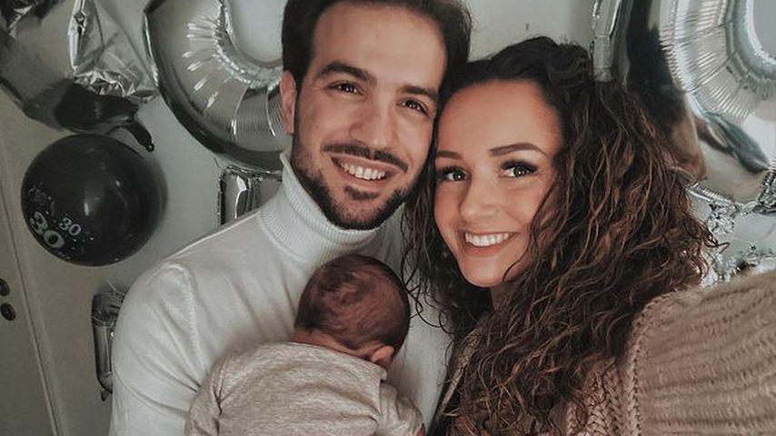 """Am Geburtstag: """"Love Island""""-Yasin postet süßes Familienfoto"""