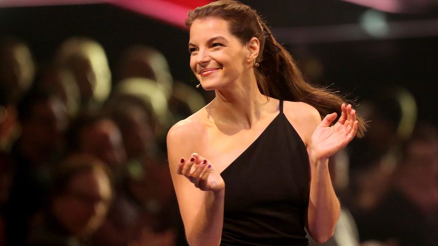 """Yvonne Catterfeld bei """"The Voice of Germany"""" 2017"""