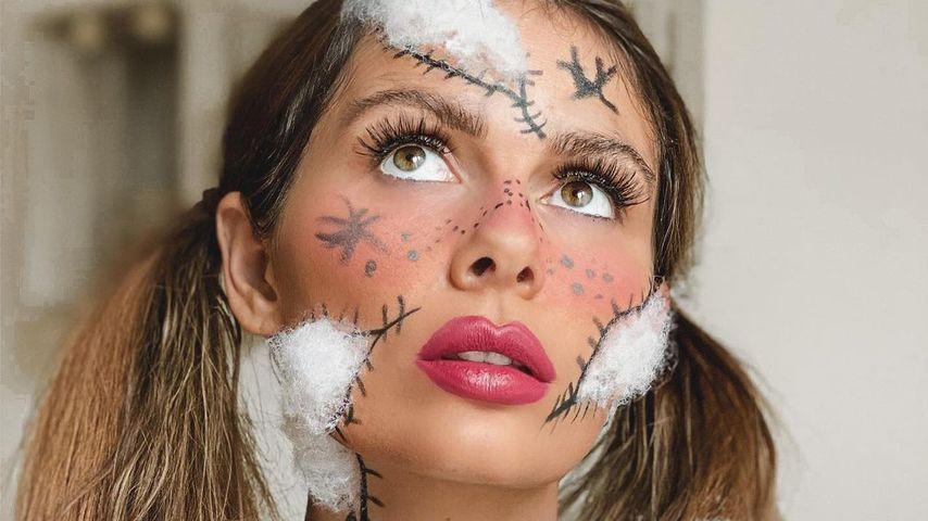 Yvonnedilauros Halloween-Look 2020