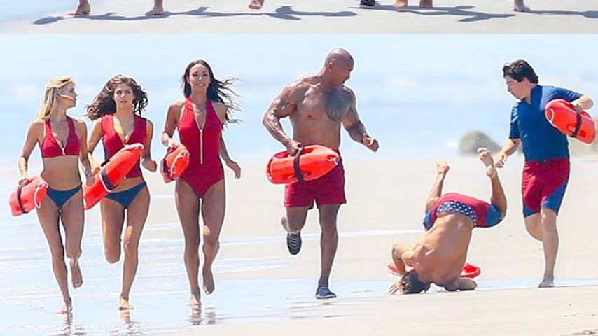 "Epic ""Baywatch""-Fail: Lacher für Zac Efrons Strand-Köpper"
