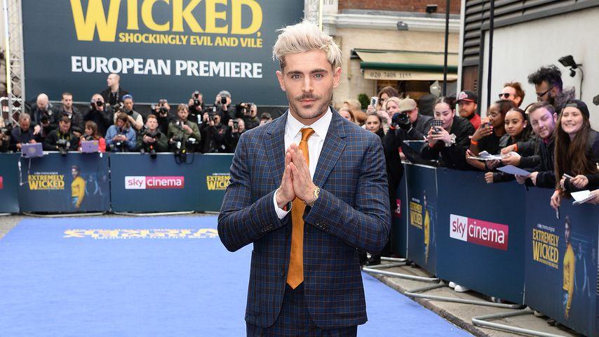 Zac Efron, Schauspieler