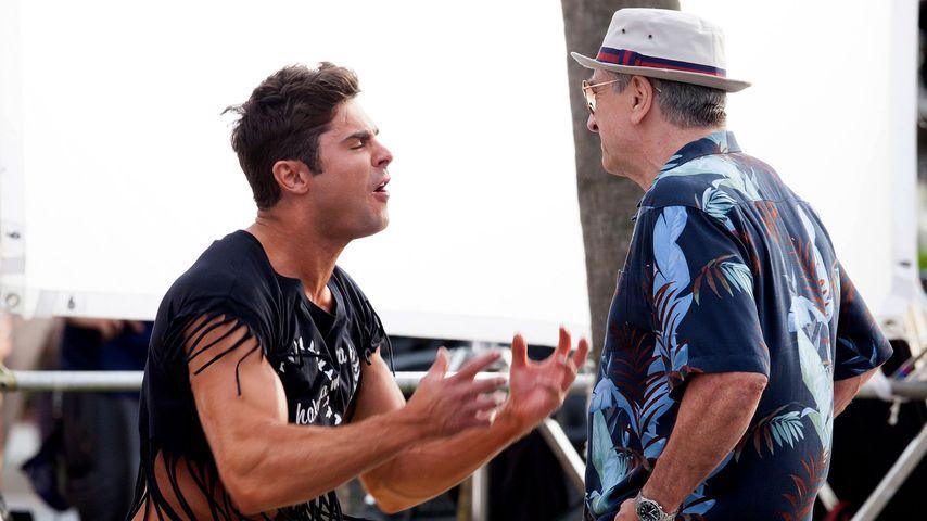 Zac Efron und Robert De Niro