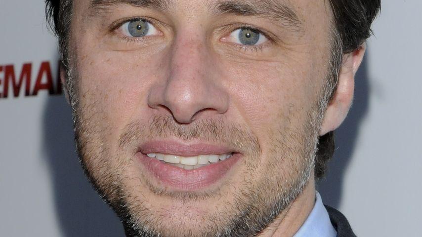 Zach Braff sammelt Geld für neues Film-Projekt