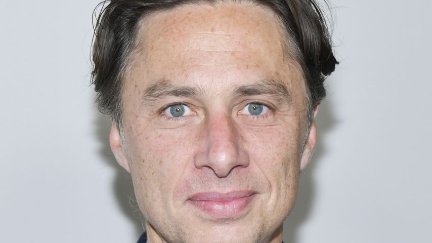 Zach Braff im November 2019 in Los Angeles