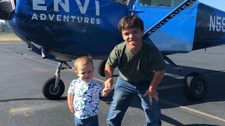 Zach Roloff: Kleinwuchs seiner Kinder soll sie nicht hemmen