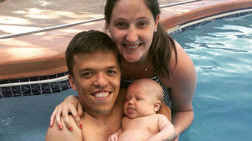 Ist zweites Kind von Zach und Tori Roloff auch kleinwüchsig?