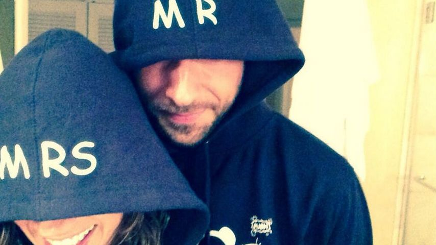 Mrs. & Mr.: Thor-Star Zachary Levi hat geheiratet